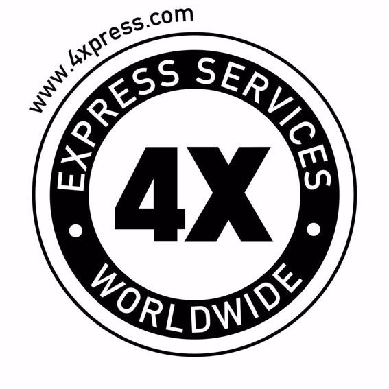 1 Sendung per 4XPRESS Kurierdienst
