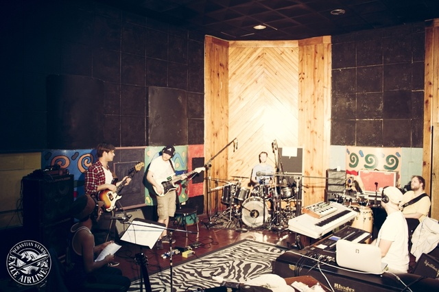 The Kingston Session - Albumproduktion
