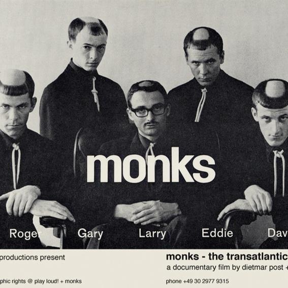 Monks: Tribute-CD und Damaged Goods