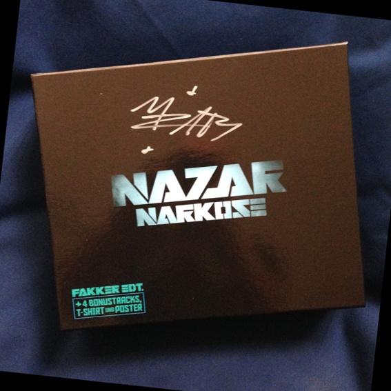 NAZAR - Narkose (limitierte Fakker Edition) BoxSet