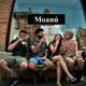 Moanú-Paket: Ticket für Release-Party + CD + Sticker+ Jutebeutel