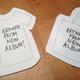 Die limitierte Auflage der Tasche und des T-Shirts
