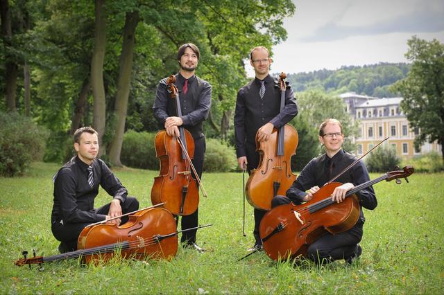 Notturno - das neue Album der Vier EvangCellisten