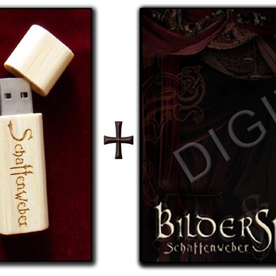 CD - Bilderspiel - per Schattenweber-Usb-Stick
