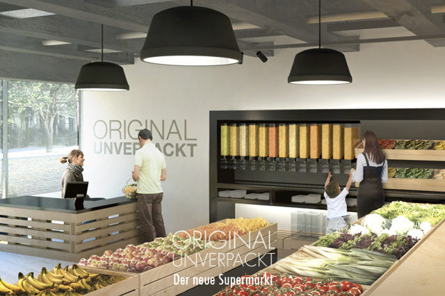 Original Unverpackt - the supermarket without disposable packaging
