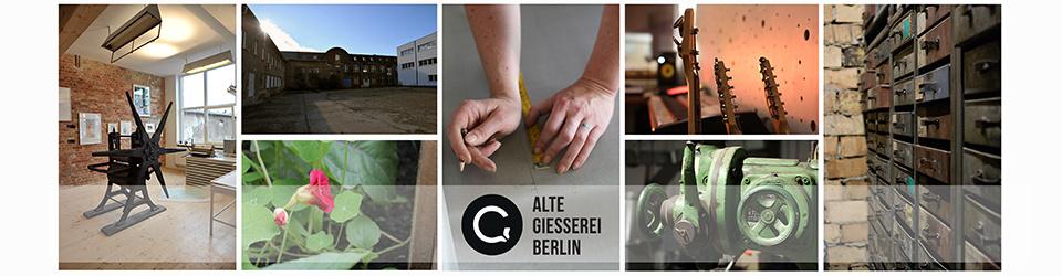 Alte Gießerei Berlin - Fertigstellung offener Werkstätten in Lichtenberg