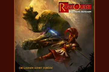 RuneQuest 6 – Das legendäre Fantasy-Rollenspiel