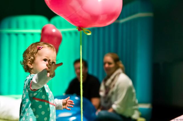 BabyBühne für Babys bis 14 Monate und für Eltern!