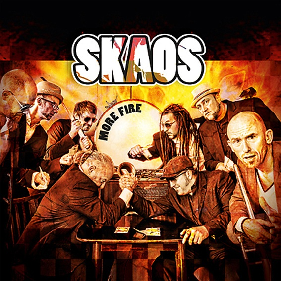 "Skaos - ""More Fire"""