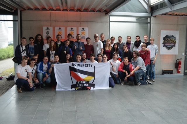 University eSport Germany - Uniliga Finale