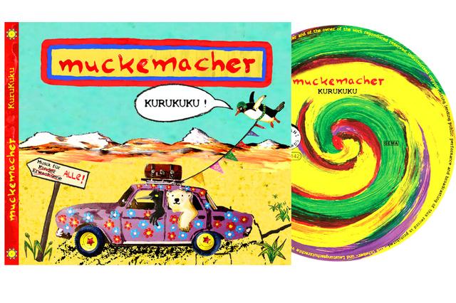 Musik für Kinder - Das 2. MUCKEMACHER Album