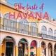 """Weihnachtsgeschenke-Set """"The Taste of Havana"""""""