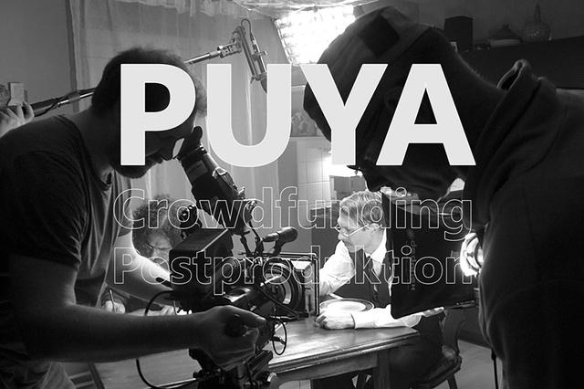 Puya - Postproduktion