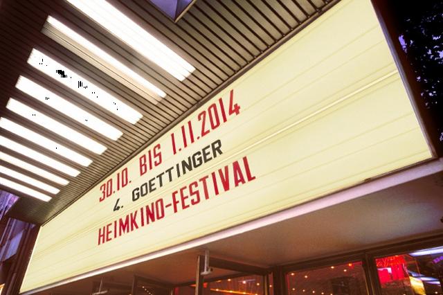 4. Göttinger Heimkino-Festival