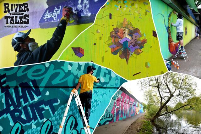 River Tales | Street Art Festival