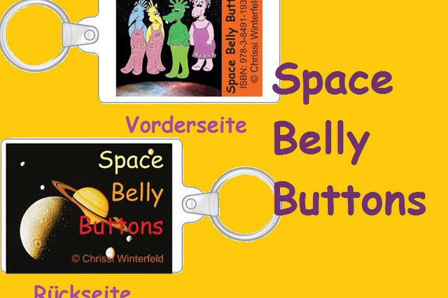 Space Belly Buttons - Mission: Hörbuch
