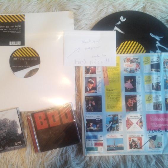 Das Sunday BOB Diskographie Super Deluxe Paket