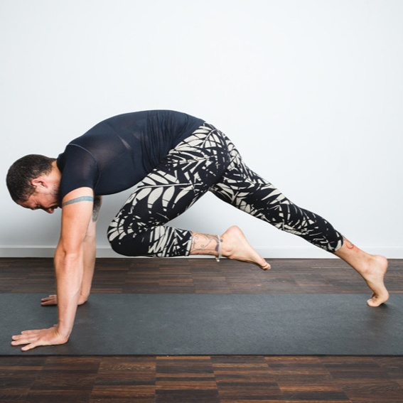 Moving vibes: 60 minutes Yoga class