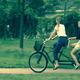 Tandem-Fahrradtour durch das Berliner Umland mit Anna und Jana
