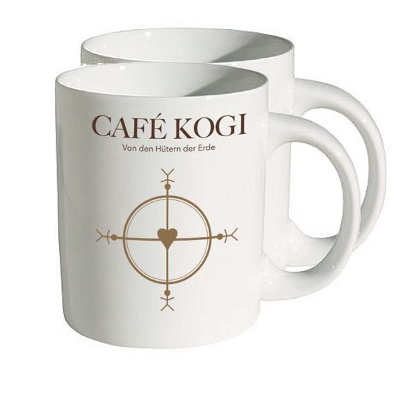 "2er-Set Kaffeebecher ""CAFÈ KOGI"""