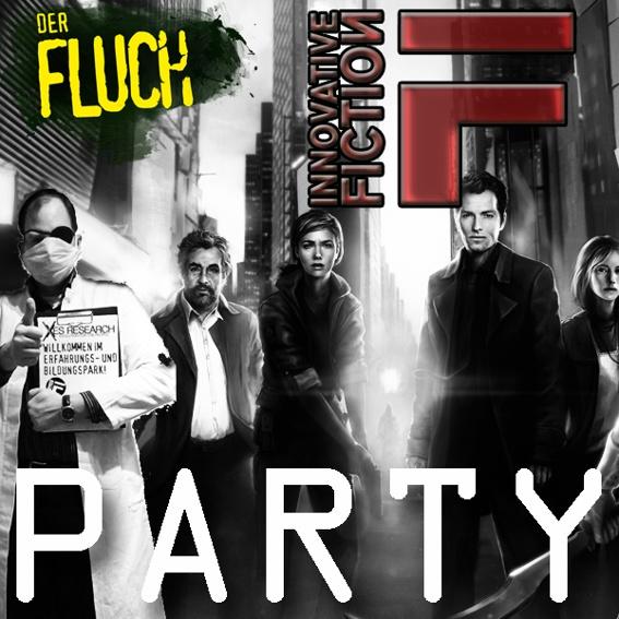 Einladung zur Happy-Funding Party in Hamburg