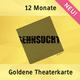 Goldene Theaterkarte