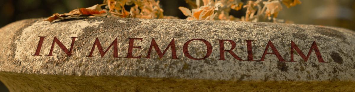 In Memoriam (Kurzfilm)