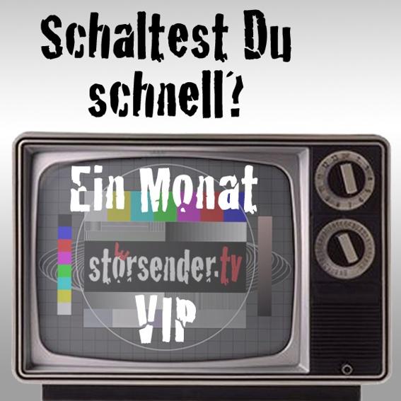 Schnupper-VIP (Very Intelligent Pressefreiheitskämpfer)