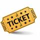 Ticket für die Live Aufzeichnung