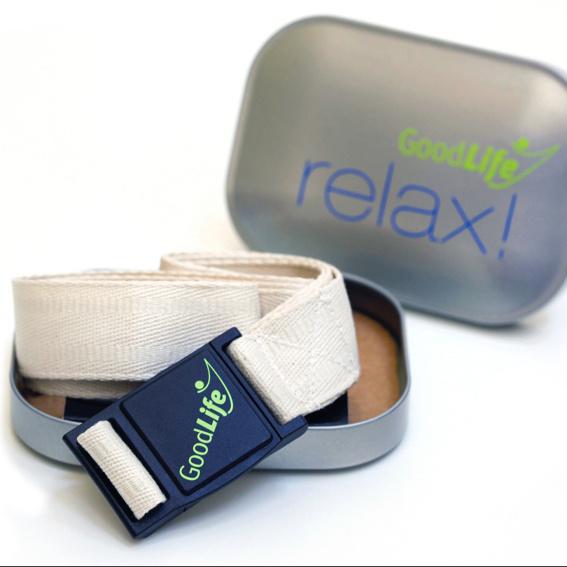 GoodLife relax! Entspannungsband