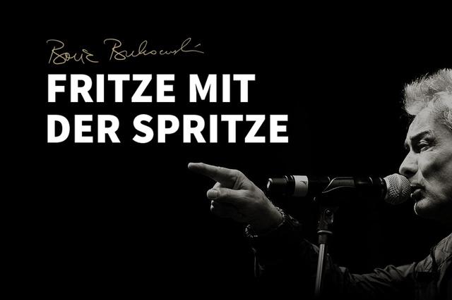 Boris Bukowski – Fritze mit der Spritze