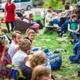 Poesie-Picknick im Grünen
