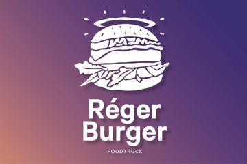 Réger Burger Vegan Foodtruck