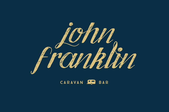 John Franklin Caravan Bar