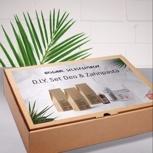 DIY Set Deo + Zahnpasta + Pfefferminz-Öl + Deoroller