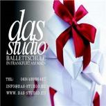 10-er Karte für Kurse bei DAS STUDIO, Ballettschule in Frankfurt