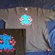 XXL T-Shirt in Dunkelgrau Egosoul