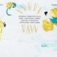 MS Artville: Karten für den Vogelball