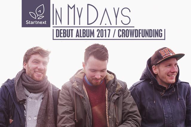 IN MY DAYS - Debut Album 2017