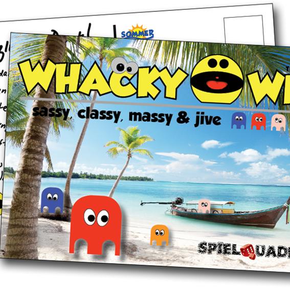 #1: Postkarte von Whacky Wit