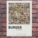 BURGERLIEBE - Poster