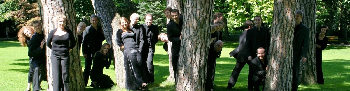 CD-Aufnahme Scarlatti Marienvesper mit der Vokalakademie Berlin