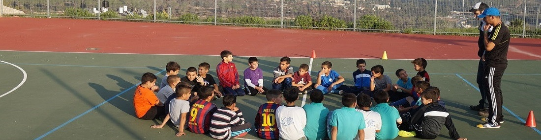 Peres Center/The Twinned Peace Soccer Schools