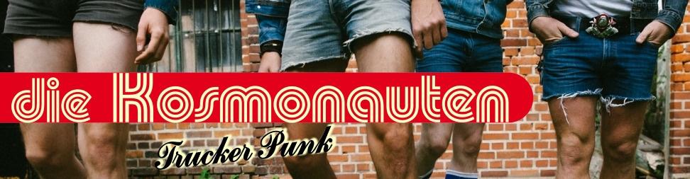 "Neues Album ""Trucker Punk"""