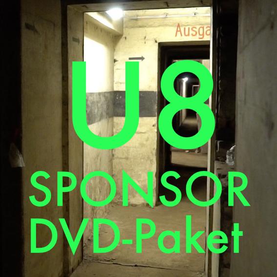 U8-Film Sponsor DVD-Paket