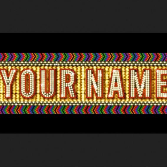 Deine Name im Abspann + DVD!