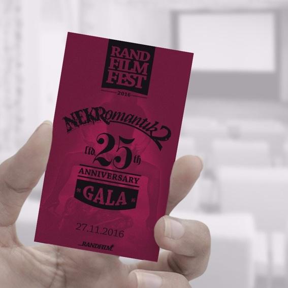 """Nekromantik 2"" - 25th Anniversary-Gala"