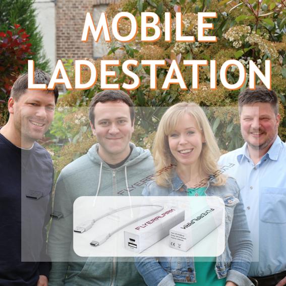 Powerbank mobile Ladestation