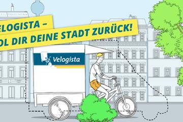 Velogista - hol dir deine Stadt zurück!