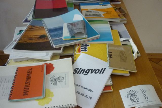PapierPilz auf der Suche nach neuen Ufern